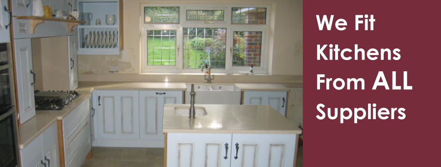 fitting kitchens from all suppliers
